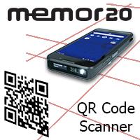 Datalogic Memor 20 Full-touch PDA Scanner