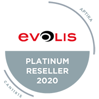 Evolis Official Partner - Platinum – CAN11815