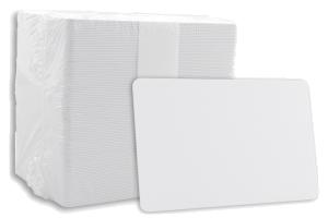 CR80 Blank PVC Cards