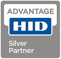 HID Global Corporation Official Partner - Advantage Silver Partner - 64146