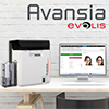 Aptika introduces Avansia, the retransfer card printer from Evolis