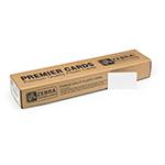 Blank Zebra Premium PVC ID Cards White - CR80 - 30 Mil - 500 cards
