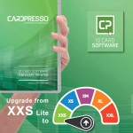 cardPresso Upgrade from XXS Lite to XXS