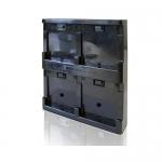 Datalogic Memor 20 Charger, 4 Slot Battery, Black
