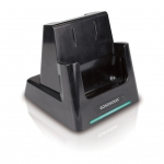 Datalogic Memor 20, Dock, Single Slot, Full (Locking + USB), Black