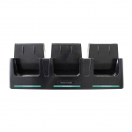 Datalogic Memor 20 Dock, Triple Slot, Full (Locking + USB), Black