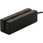 MagTek Mini Swipe Reader (USB) - Tracks 1, 2 - Black