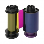 Evolis Avansia YMCK ribbon - RT4F010AAA - 500 prints