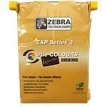 Zebra YMCKOK IX Series High Capacity Color Ribbon (for the ZXP3)