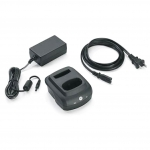 Zebra CS4070, Charger, Kit, 1 Slot Term Charging With Power Supply Included