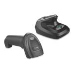 Zebra DS2278-SR - Area Imager - 1D, 2D, QR CODE, PDF417 - Cordless - Black - USB Cable - Cradle