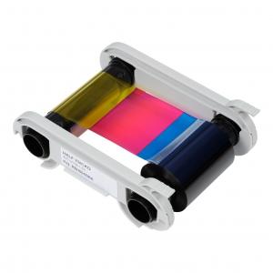 Evolis Half-Panel Color Ribbon 1/2 YMCKO