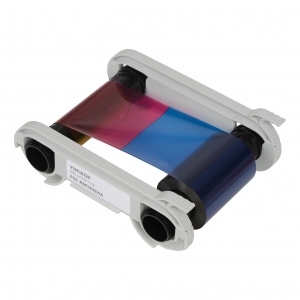 Evolis Primacy 6 Panel Color Ribbon - YMCKOK