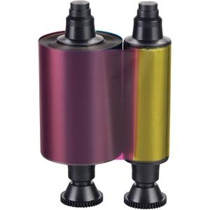 Evolis R3011 YMCKO Color Printer Ribbon