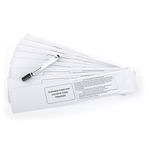Magicard Cleaning Kit 10 cards 1 Pen