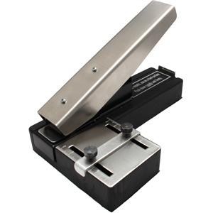 Stapler Style Slot Punch