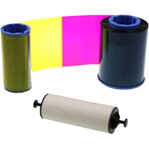 Zebra i Series Color Ribbon for Retransfer Printer