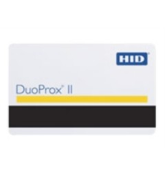 HID 1336 DuoProx II PVC Cards - Magnetic Stripe