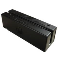 MagTek USB SureSwipe Reader (KEYB) - Tracks 1, 2, 3 - Black