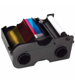 Fargo Color Ribbon - YMCKO - 250 prints