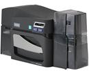 Fargo DTC4500e ID Card Printer - Dual-Sided - USB & Ethernet