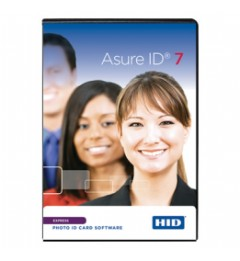 Asure ID 7 Express software