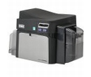 Fargo DTC4250e ID Card Printer - Single-Sided - USB & Ethernet