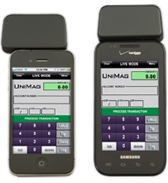 UniMag Pro, Three-Track Secure Mobile MagStripe Reader