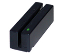 MagTek Mini Swipe Reader (RS-232) - Tracks 1, 2 - Black