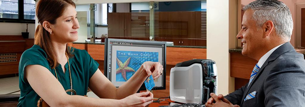 ZC100 Bank Card